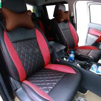 Bọc ghế da ô tô Ford Ranger - BGD005