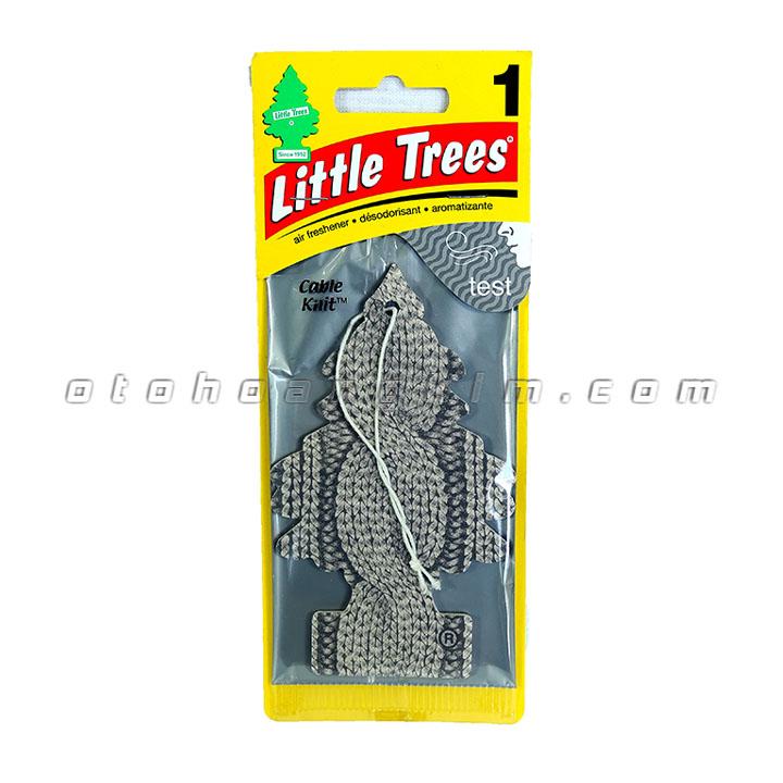 sản phẩm Lá thơm Little Trees Cable Knit