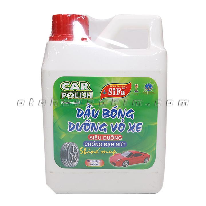 Dung dịch bảo dưỡng Car Polish dầu bóng dưỡng vỏ xe 1L