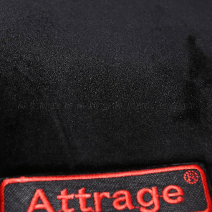 Thảm taplo Attrage [2015-2020] đặc biệt