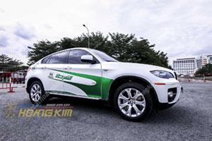 TEM XE BMW X6 POLICE DUBAI -BMW005
