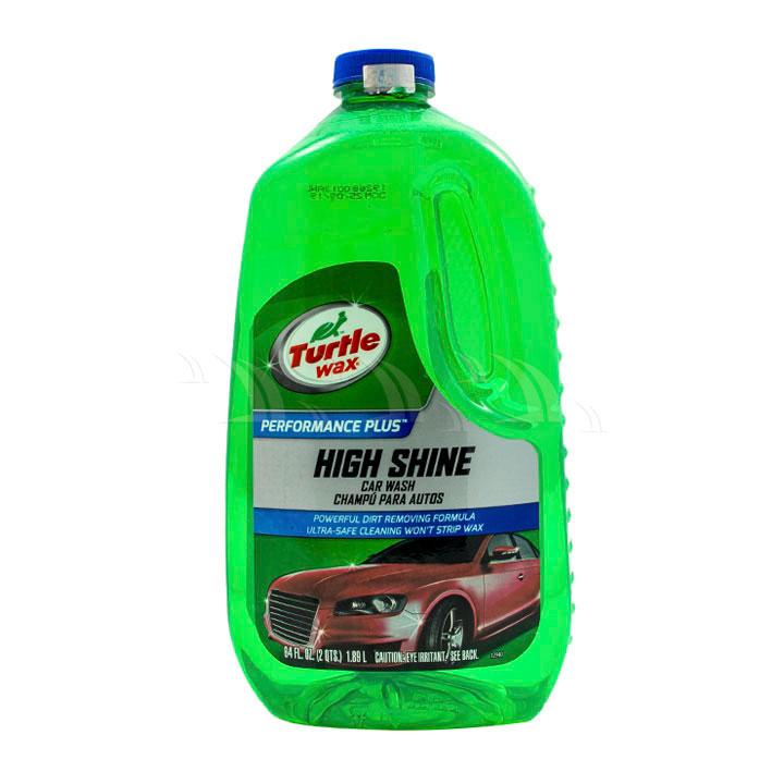 Dung dịch vệ sinh Turtle High Shine xà phòng rửa xe 1.89L