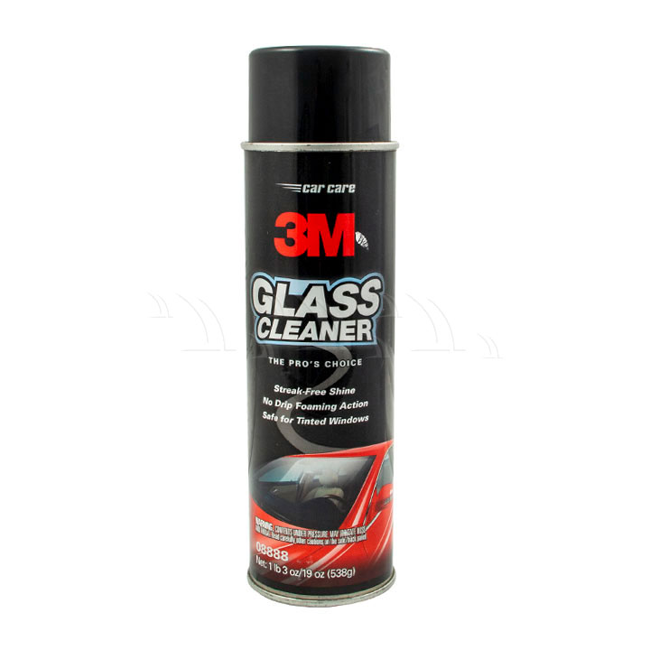Dung dịch vệ sinh 3M Glass cleaner rửa kính xe 538gr