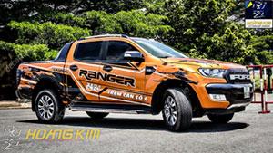 TEM XE FORD RANGER -  FRA027