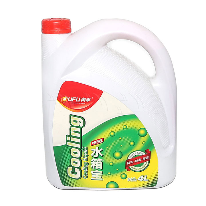 Dung dịch bảo dưỡng Ufu Coolant giải nhiệt 4 lít đỏ