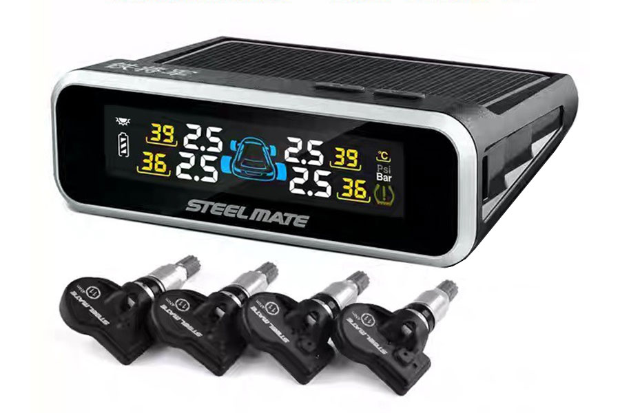 Áp suất lốp trong Steelmate