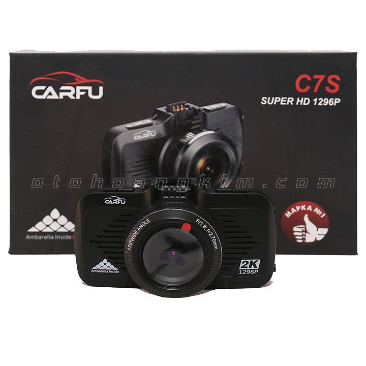 Camera hành trình Carfu C7S