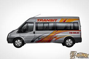 TEM XE FORD TRANSIT - FTS011