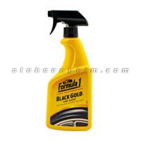 Dung dịch bảo dưỡng Formula 1 Black Gold Tire Shine xịt bảo dưỡng đen và bóng vỏ 680ml