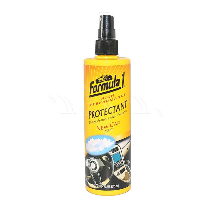 Dung dịch bảo dưỡng Formula 1 Protectant New Car xịt khử mùi 315ml