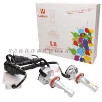 Đèn led L8-H8/H9/H11 4300k