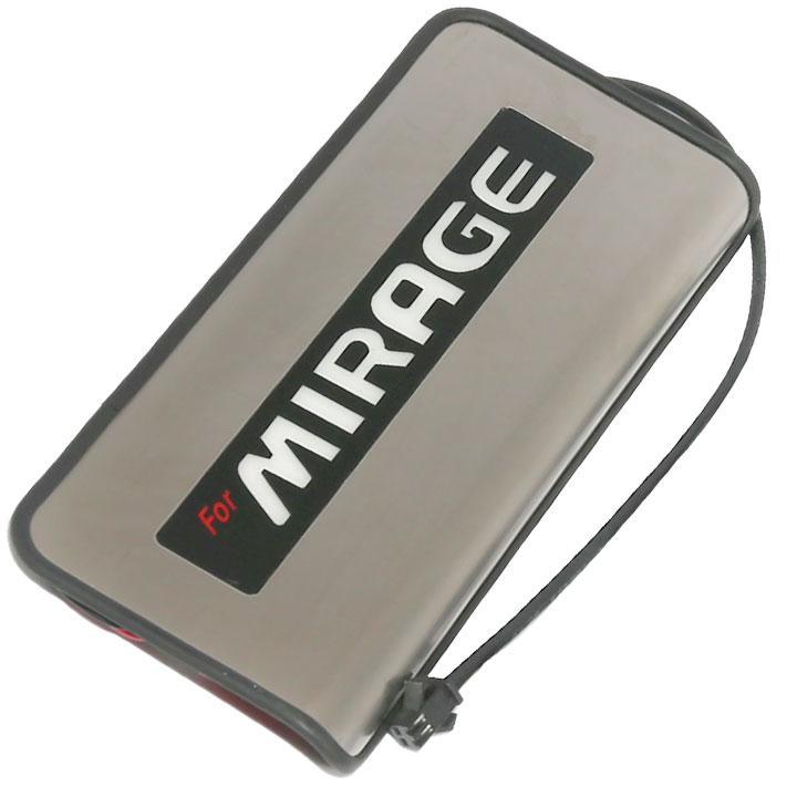 sản phẩm Bệ bước phần sơn Mitsubishi Mirage  [dùng chung]có đèn
