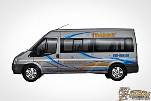 TEM XE FORD TRANSIT - FTS003