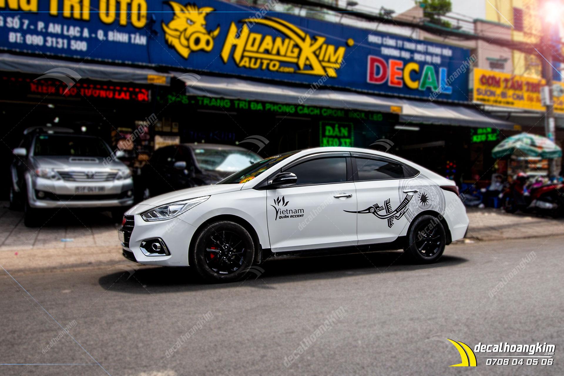 Tem Xe Hyundai Accent - HAC034