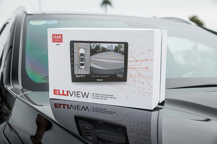 Camera 360 độ Elliview V5-P