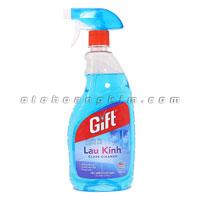 Dung dịch vệ sinh Gift Glass Cleaner / xịt lau kính 580ml