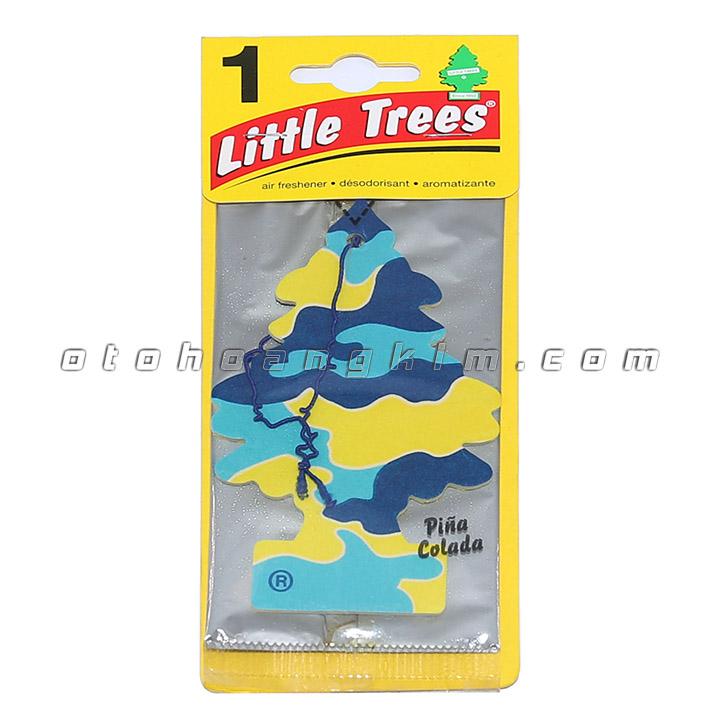 sản phẩm Lá thơm Little Trees Pine Colada
