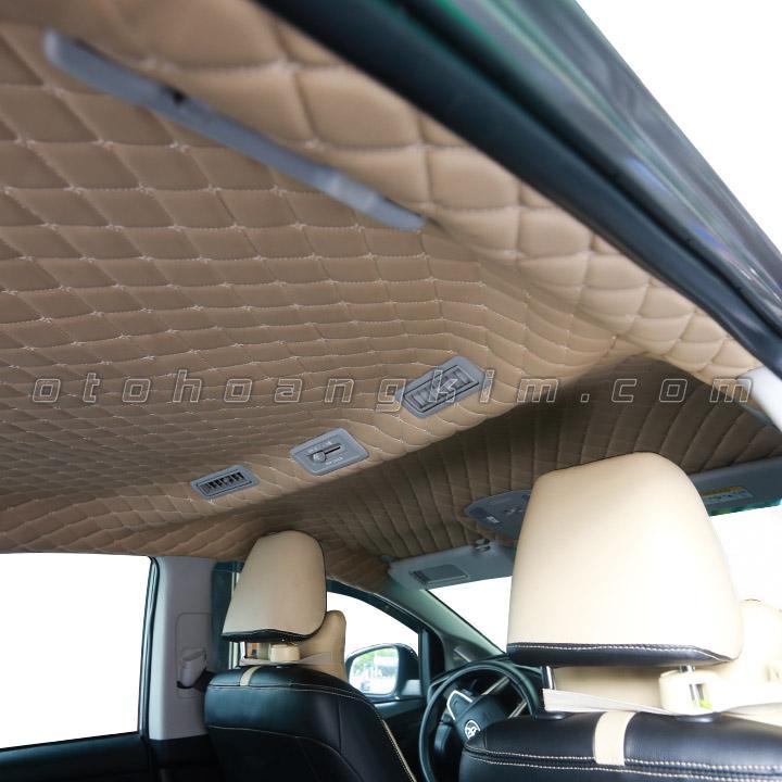 Bọc trần xe Innova  - BTO009