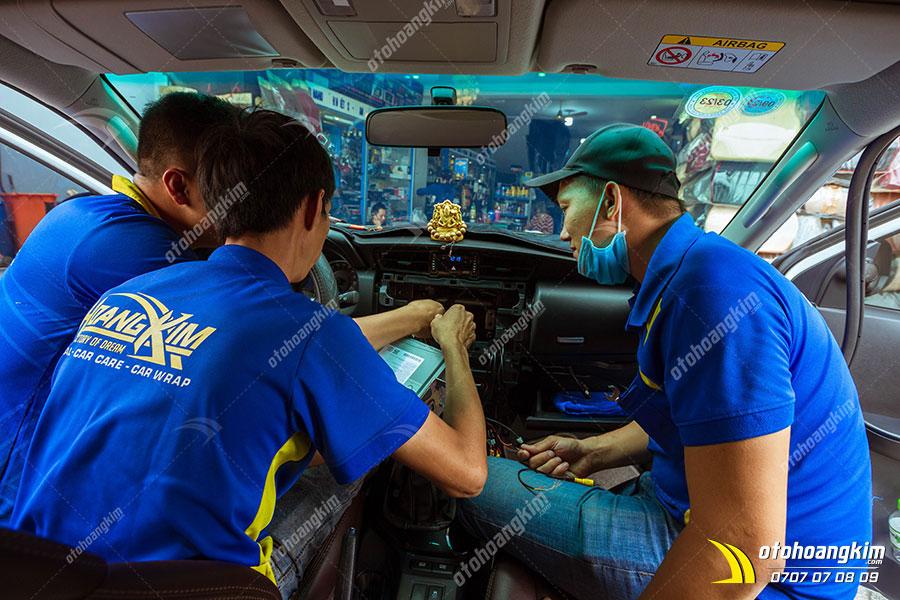 Học nghề điện ô tô