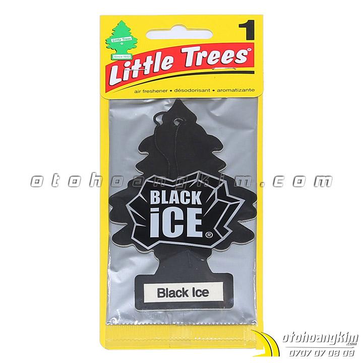Lá thơm mùi Black Ice