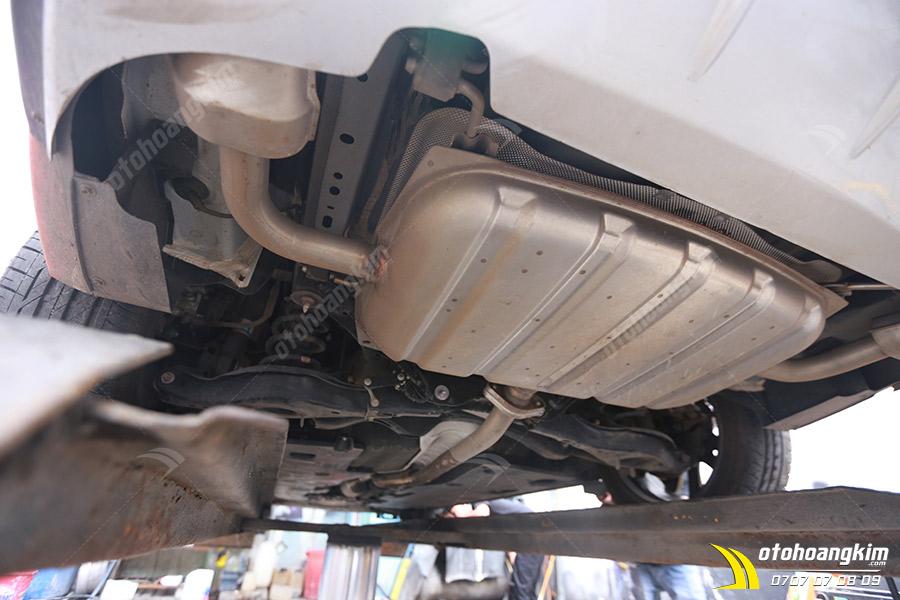 Sơn phủ gầm Mazda 6