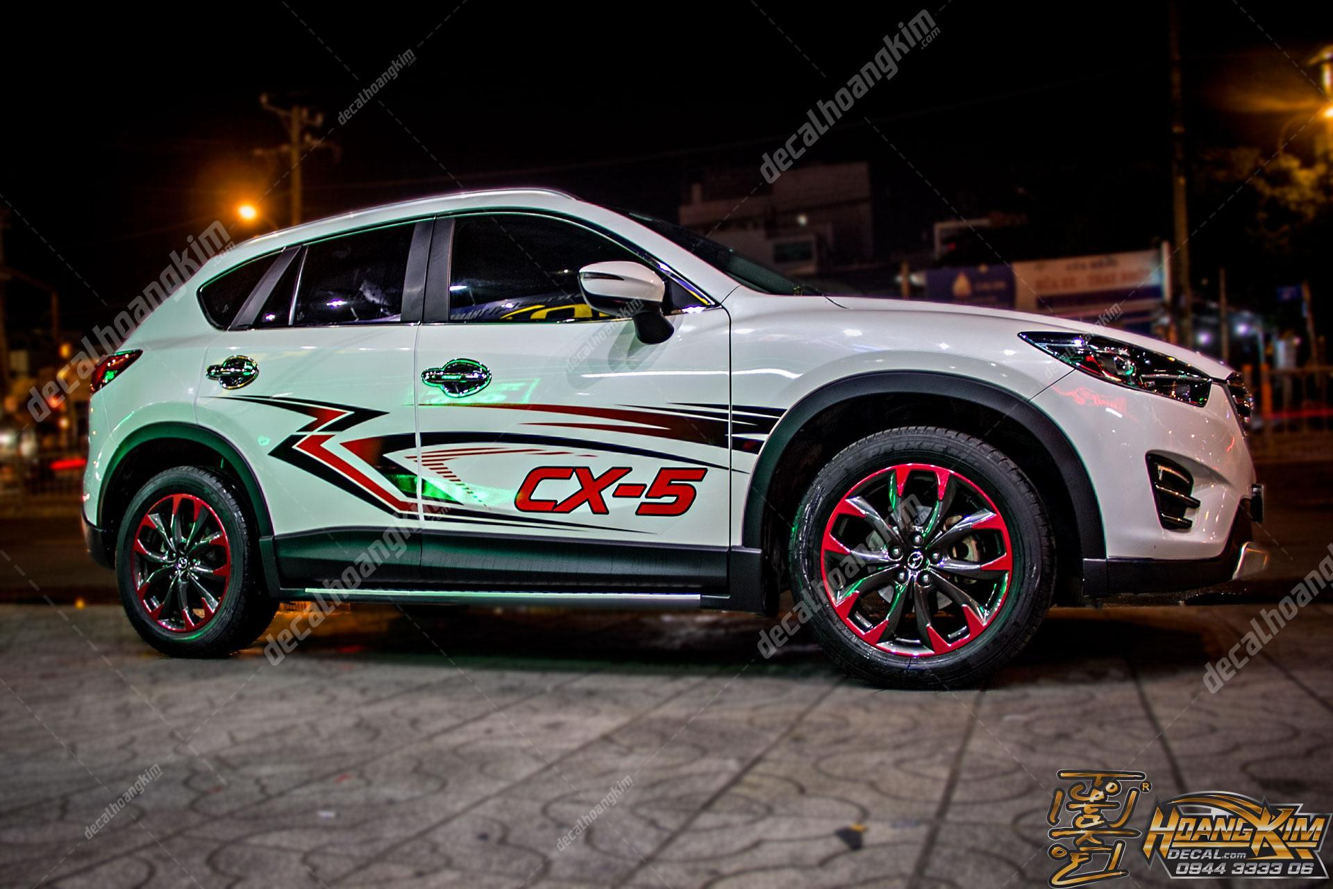 TEM XE MAZDA CX5 - MC5007