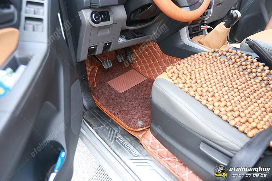 5 điều cần lưu ý khi sử dụng thảm lót sàn xe ô tô