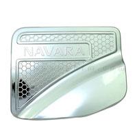 Nắp xăng Navara [2016-2020] mạ xi