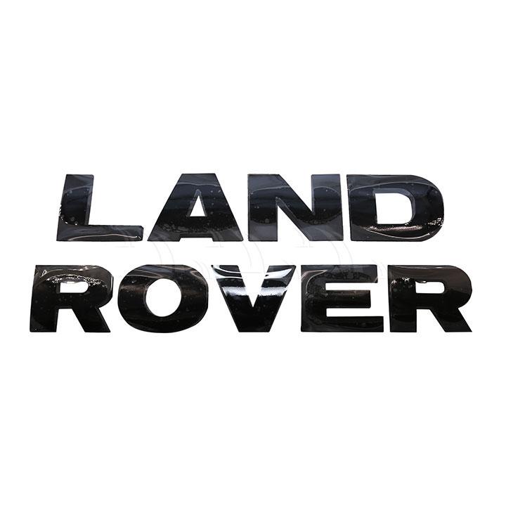 Chữ nổi Land Rover