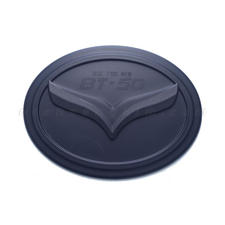 Nắp xăng BT50 [2015 - 2020] đen