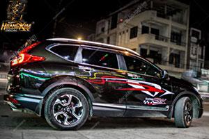 TEM XE HONDA CRV - CRV012