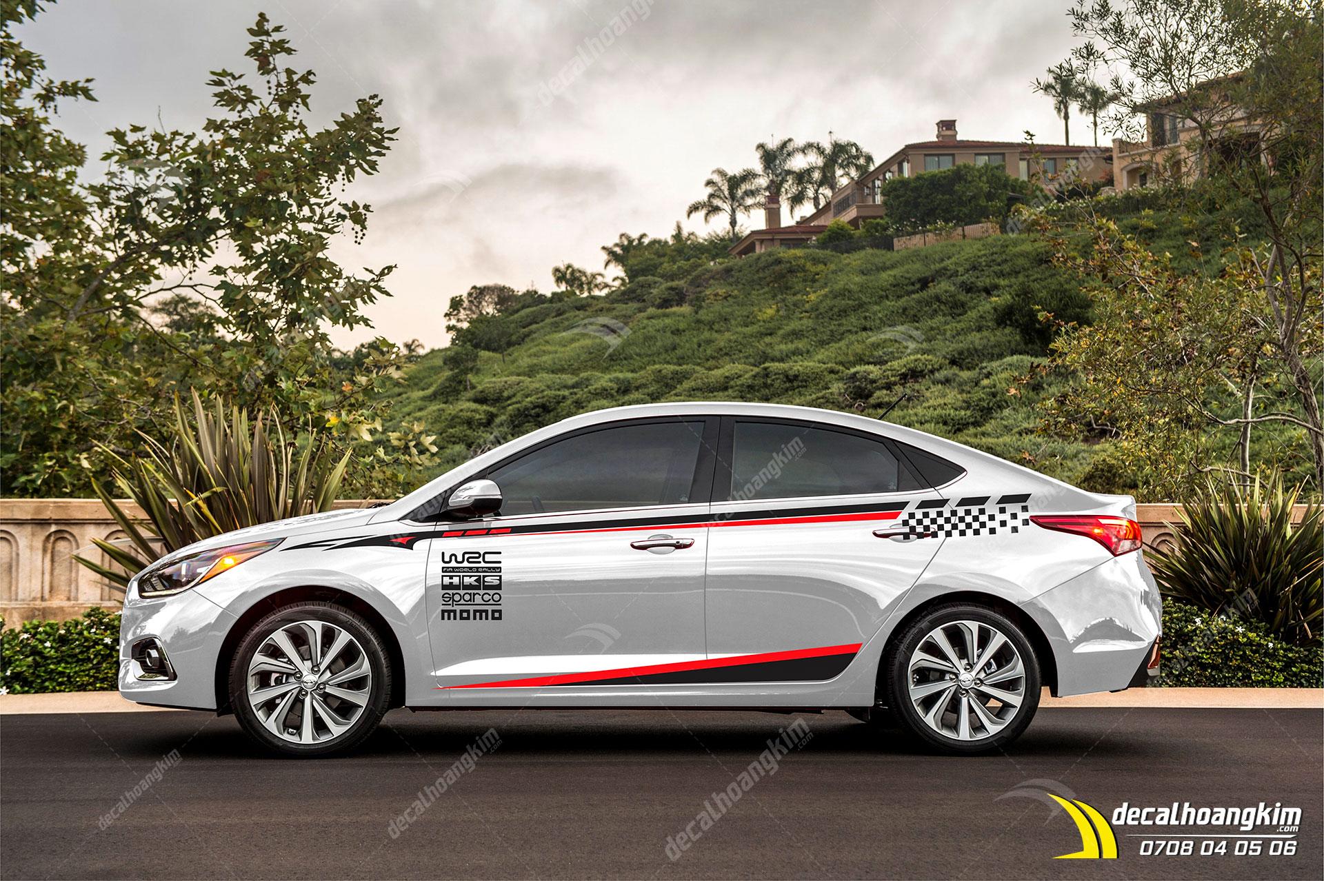 Tem Xe Hyundai Accent - HAC037