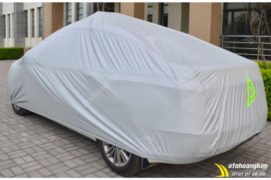 Áo trùm ô tô mang lại cho xe nhiều công dụng hữu ích