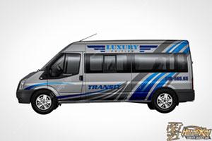 TEM XE FORD TRANSIT - FTS006