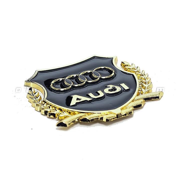 Logo bông lúa Audi