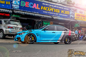 TEM XE BMW 320I -BMW011