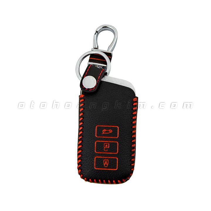 Bao móc khóa da Lexus
