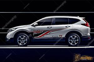 TEM XE HONDA CRV - CRV009