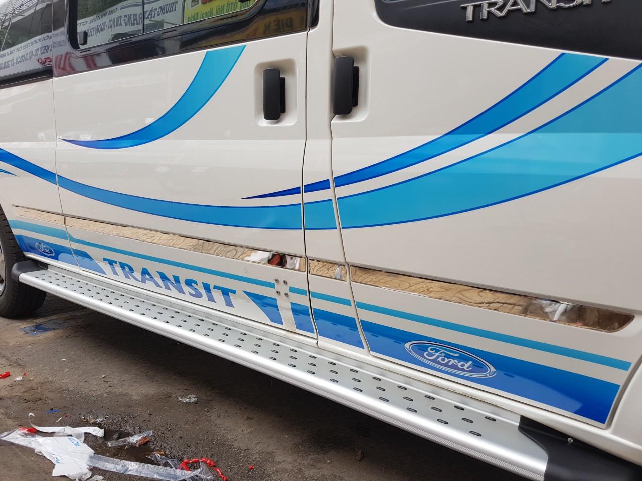 Bệ bước ô tô Ford Transit giá tốt tại Tp. Hồ Chí Minh