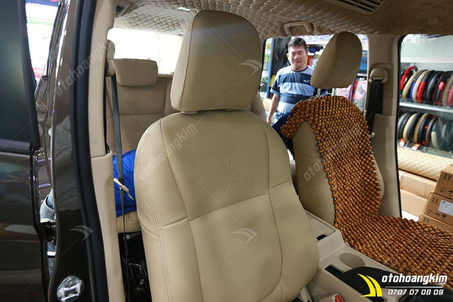 Bọc ghế da simili cho ô tô Mitsubishi Xpander