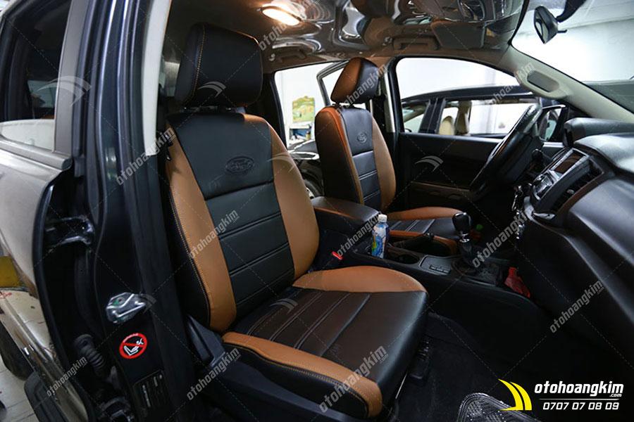 Bọc ghế da ô tô Ford Ranger