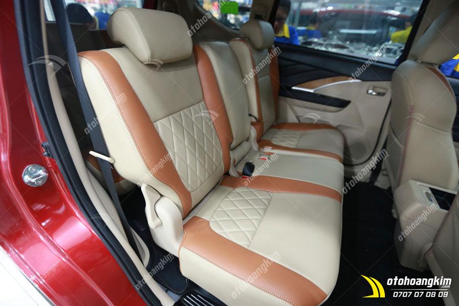 Bọc ghế da ô tô cho xe Xpander