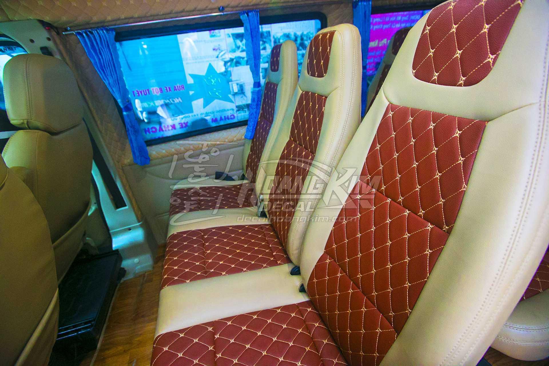Tác dụng của bọc ghế Simili ô tô