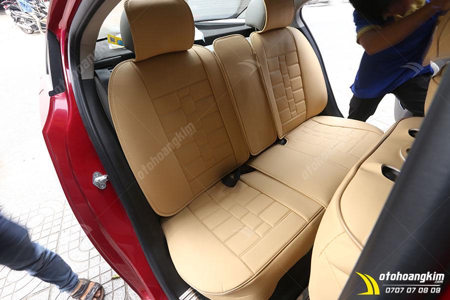 Bọc ghế simili cho ô tô Cruze