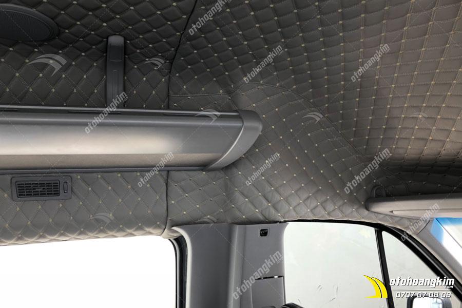 Bọc trần ô tô Hyundai Solati