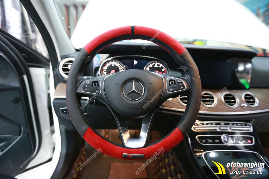 Bọc vô lăng ô tô Mercedes