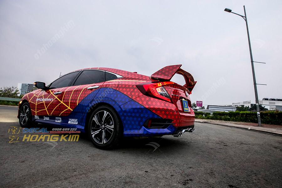 Body kit Honda Civic 13 dáng đậm chất thể thao cá tính