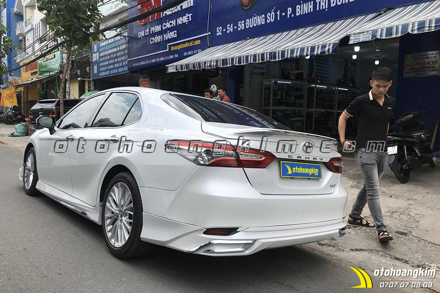 Body kit Toyota Camry 2019 up 2.5