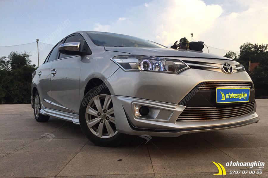 Body kit Toyota Vios 01