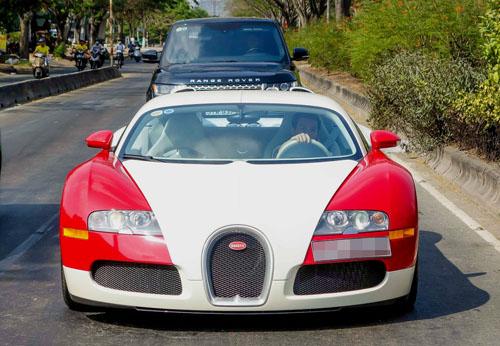 Siêu xe Bugatti Veyron độc nhất Việt Nam đã có chủ mới